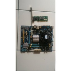 AMPTRON G41+Fan+Proc Dual Core