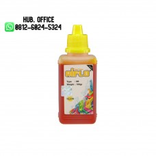 Brother Tinta Botol Aiflo Yellow 100ML