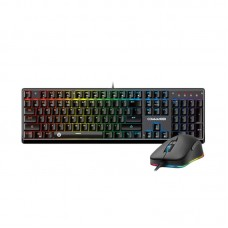 KEYBOARD MOUSE GAMING FANTECH MVP-862 COMMANDER