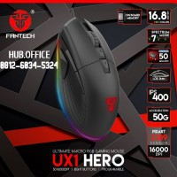 MOUSE GAMING FANTECH UX1 HERO