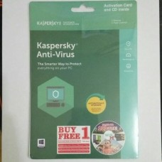 Kaspersky Anti Virus (KAV) 1 User
