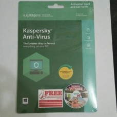 Kaspersky Anti Virus (KAV) 3 User