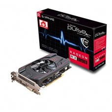 SAPHIRE PULSE RX560 4GB DDR5 128bit