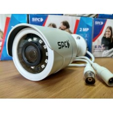 SPC Camera Outdoor 4in1 2MP