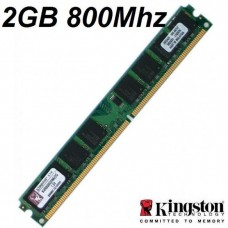 Kingston ram PC 2gb DDR2 PC6400