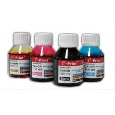 Canon Tinta Botol Eprint Gold Cyan 100ML
