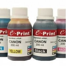 Canon Tinta Botol Eprint Gold Cyan 200ML