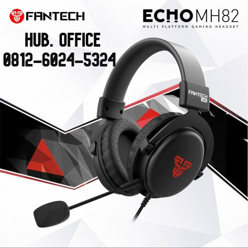 HEADSET GAMING FANTECH MH-82 ECHO