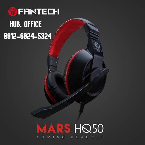 HEADSET GAMING FANTECH HQ-50 MARS