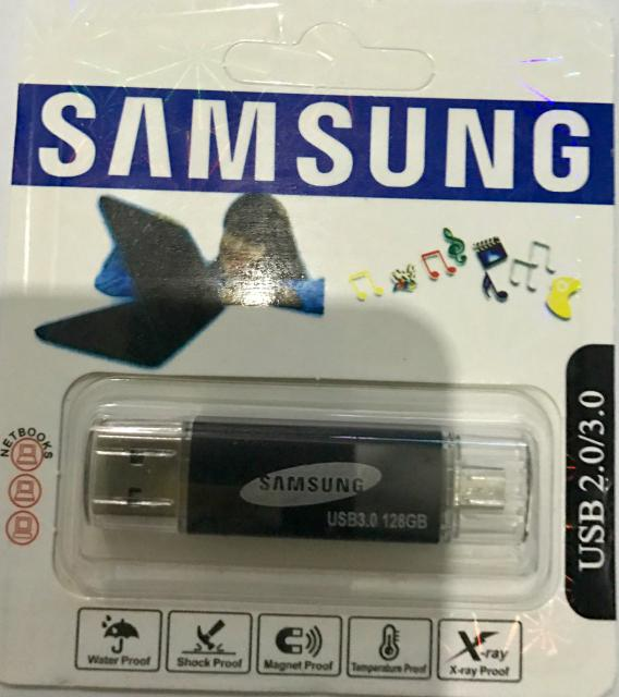 Flashdisk Samsung 3.0 128GB (150Mbps)