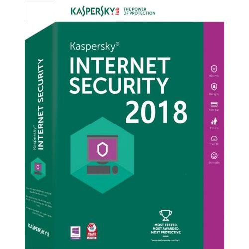 Kaspersky Internet Security (KIS) 3 User
