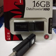Kingstone Ufd 16Gb Dt100
